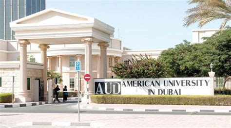 Colleges In Uae For Mba by American In Dubai Education Uae Dubai