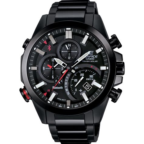 casio bluetooth orologio casio edifice eqb 501dc 1aer bluetooth connected