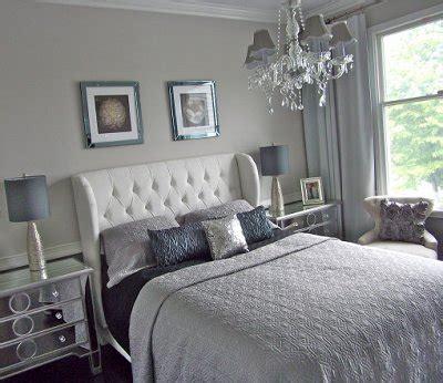 Hollywood Glam Bedroom » Home Design 2017