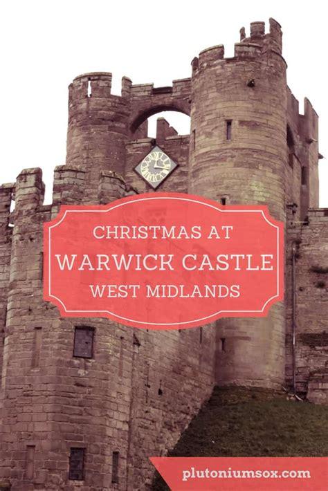 christmas at warwick castle plutonium sox