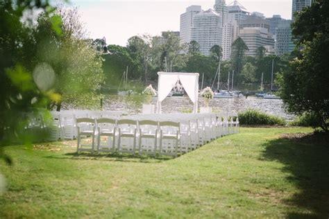 Wedding Ceremony Locations Brisbane by Wedding Ceremony Set Ups Brisbane