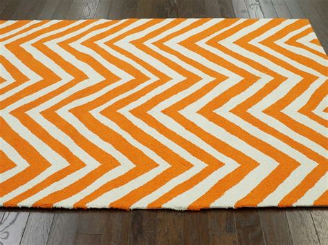 orange chevron outdoor rug orange chevron rug roselawnlutheran