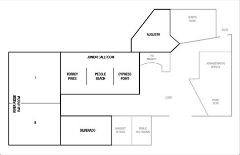 Residence Inn Floor Plan by Ventura Country Meeting Room Space Residence Inn Oxnard