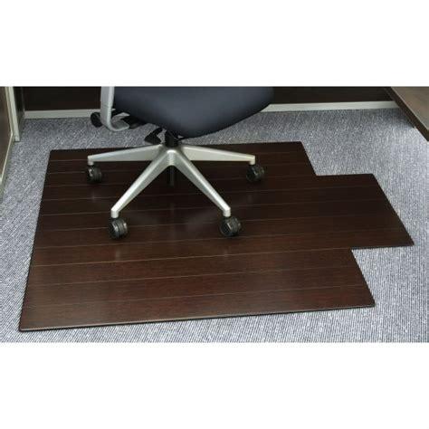 Bamboo Desk Mat by Anji Mountain Bamboo Chair Mat In Chair Mats