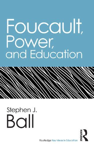 libro foucault a very short the education debate second edition policy and politics