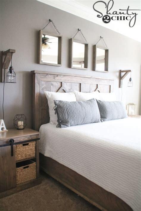 diy     farmhouse style bedroom  fresh