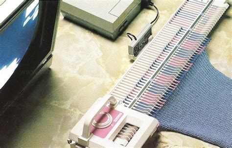 home knitting machine nintendo s plans for a nes knitting machine accessory