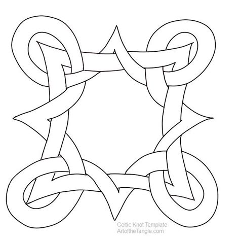 celtic knot template 1000 images about knot works on celtic knots