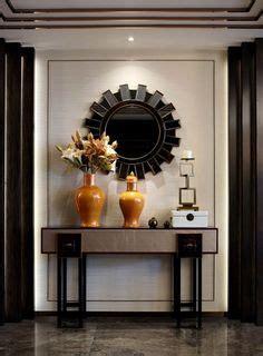 foyer quartz quartz black mirrored console table mirror set tables