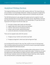 Image result for ets essay topic pools argument and issues