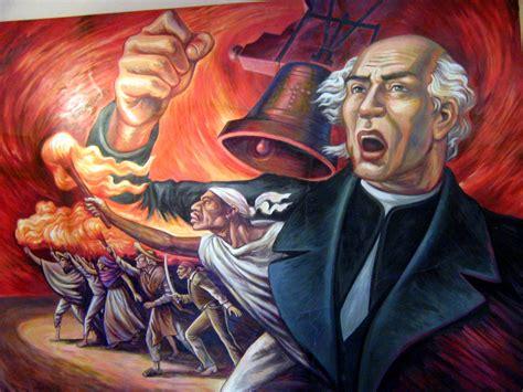 el grito de la un d 237 a como hoy pero de 1753 naci 243 miguel hidalgo y costilla padre de la independencia mexicana