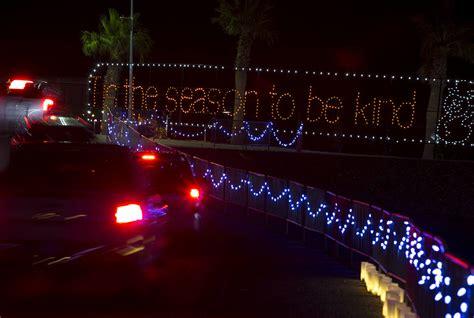 las vegas motor speedway lights las vegas lights up for the holidays photos las vegas