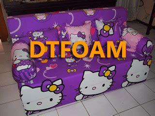 Sofa Bed Ungu sofa bed inoac polkadot ungu buble pilihan busa