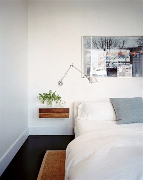 30 original alternatives to a common bedside table hinged