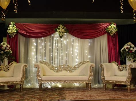 Asian Wedding stage decorations bristol in 2019   IDEAS