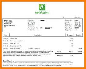 6 hotel receipt form monthly budget forms