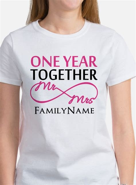 Tshirt A97 1 Years Product 1st anniversary 1st anniversary t shirts cafepress