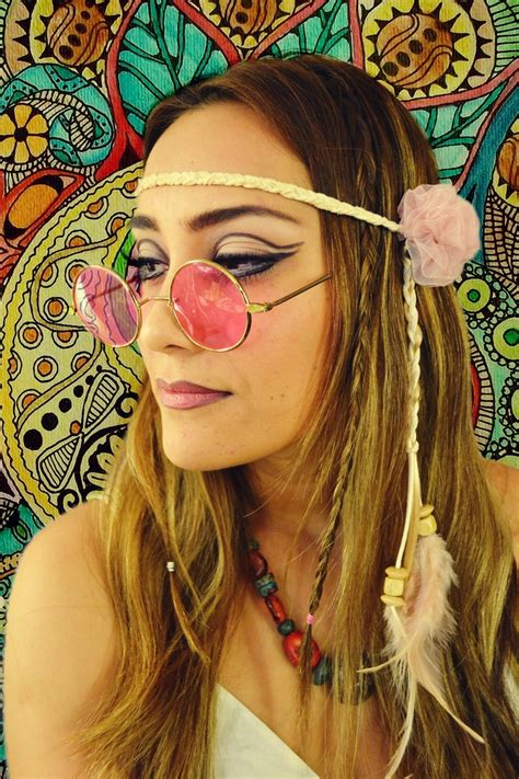 Maquillaje Hippie   make up   Pinterest   Maquillaje and