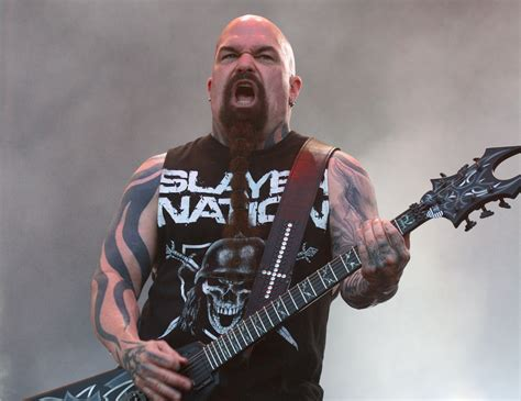 kerry queen tattoo geislingen kerry king gitarzysta slayera m 243 wi o płycie repentless