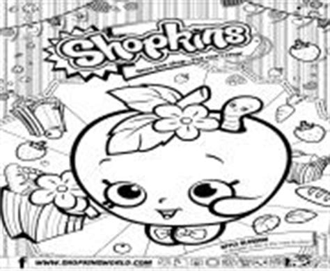 shopkins coloring pages apple blossom shopkins coloring pages