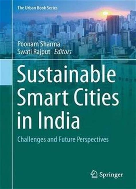 the sustainable city books sustainable smart cities in india challenges and future