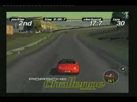 Porsche Challenge by Porsche Challenge Playstation Youtube