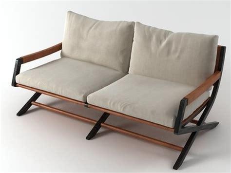 emily bench emily bench 3d model flexform