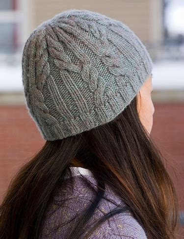 free knitted cable hat patterns beanie hat knitting patterns in the loop knitting