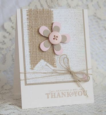Thank You Cards With Photo Holder