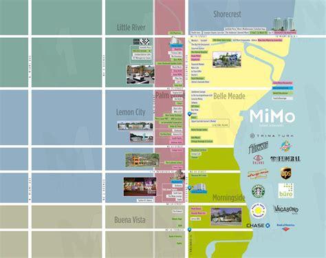 Historic Floor Plans mimo renaissance in miami florida metro1