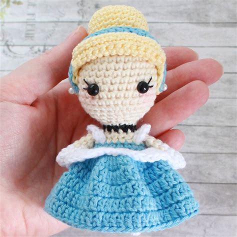crochet pattern x amigurumi cinderella free crochet pattern patterns valley