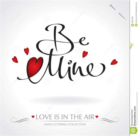Is In by Be Mine Is In The Air