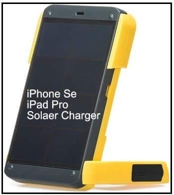 best solar power best solar power charger for iphone se and pro
