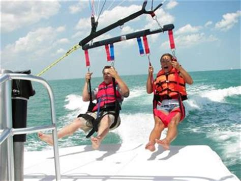 parasail boat for sale in miami cocoa beach parasail parasailing watersports sales