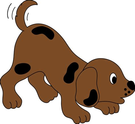 animated puppies clipart clipartion