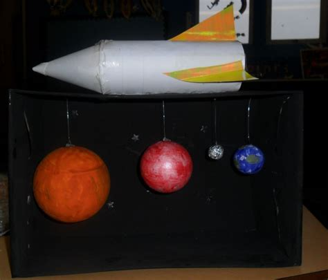how to make space king william street ce primary school space project homework