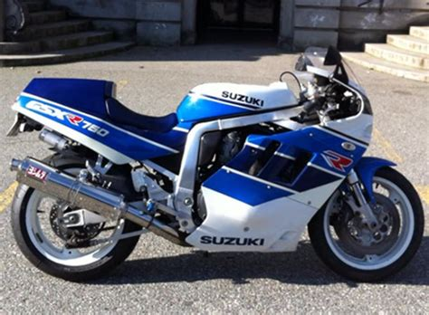 1990 Suzuki Gsxr 750 For Sale 1990 Suzuki Gsx R 750 Moto Zombdrive