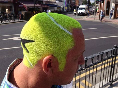 crazt hair balls 15 of the craziest haircuts ever bored panda