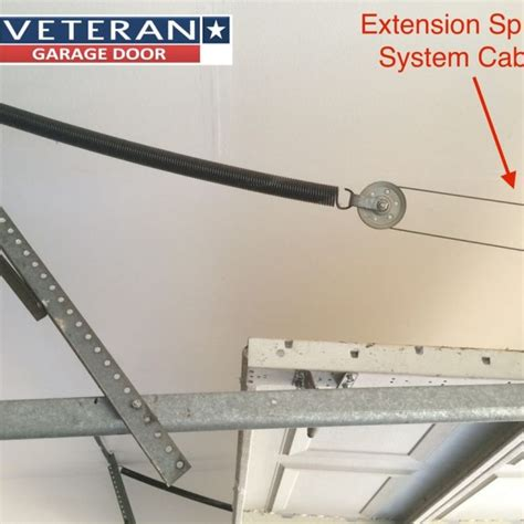Extension Garage Door by 25 Best Ideas About Extension Springs On