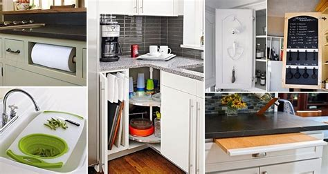 space saving ideas kitchen 17 space saving ideas for your kitchen