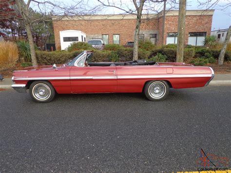 1962 Pontiac Bonneville Convertible For Sale by 1962 Pontiac Bonneville Convertible