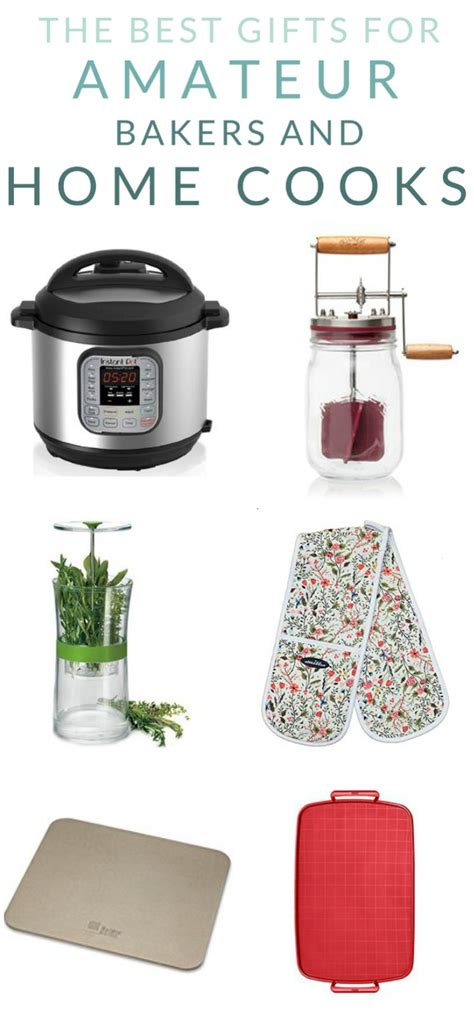 gifts for cooks gifts for cooks and bakers who seem to have everything