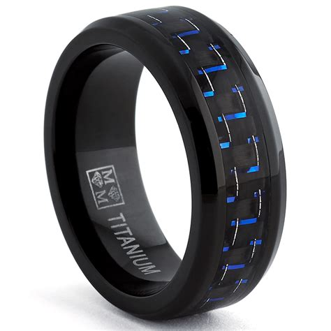 Titanium Wedding Bands by Mens Titanium Wedding Rings