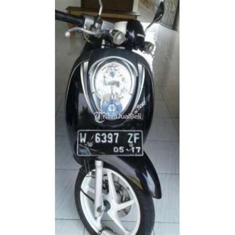 Kredit Motor Bekas Scoopy 2012 motor matic honda murah scoopy tahun 2012 warna hitam