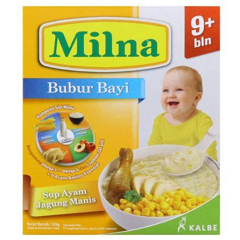 Milna Biscuit Bayi Pisang 130 Gr supplier makanan minuman bayi