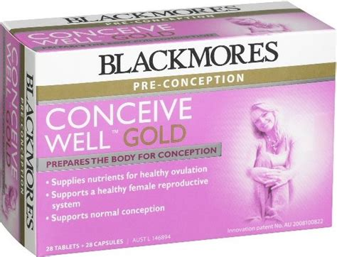Blackmores Pregnancy 180 Kapsul Ed 2018 blackmores conceive well gold reviews productreview au