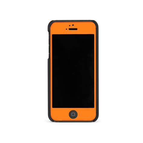 Hardcase Chanel For Iphone 66s 1 glow orange iphone 5 5s iglow by slickwraps touch of modern
