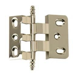 3 8 offset cabinet hinges cliffside industries 3 8 offset decorative tip cabinet