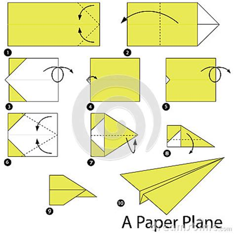 step by step how to make origami a paper