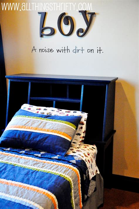 little boys bedroom ideas little boys room headboard transformation